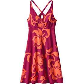 Patagonia W's Amber Dawn Dress Exotic Floral: Craft Pink